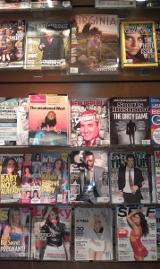 Magazine rack pix