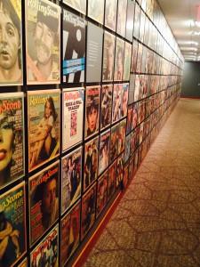 Rolling Stone hallways